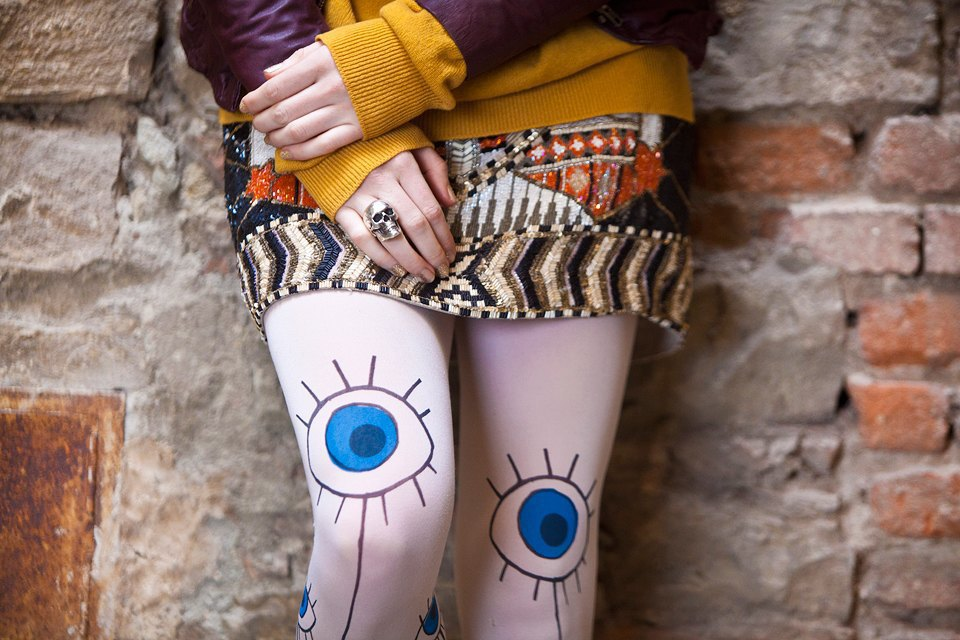 Кармел Уолш, стилист флорентийского магазина Luisa Via Roma. Изображение № 15.