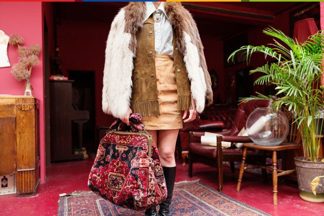 Психоделия: Дизайнер обуви Джорджи Би и ее коллекция винтажа. Изображение № 31.