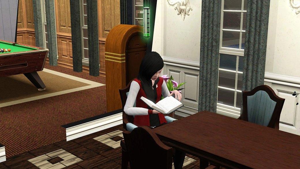 Как юные фанатки The Sims представляют себе взрослую жизнь. Изображение № 2.