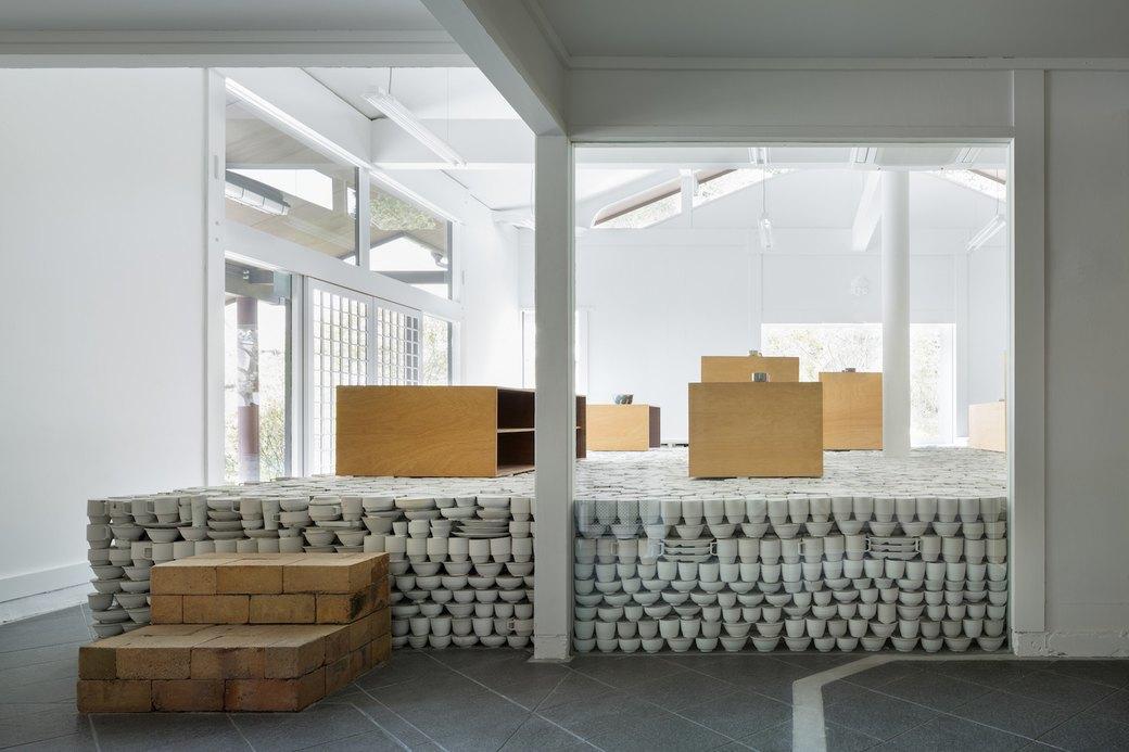 Интерьер японского магазина посуды  Maruhiro. Изображение № 7.