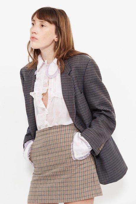 Младший редактор Vogue Олеся Седова о любимых нарядах. Изображение № 9.