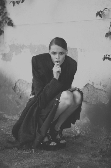 Новые лица: Креми Оташлийска, модель. Изображение № 15.