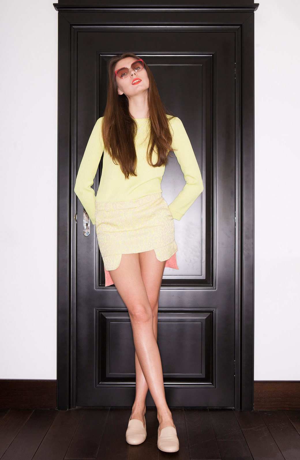 Дарья Самкович,  дизайнер марки I AM. Изображение № 25.