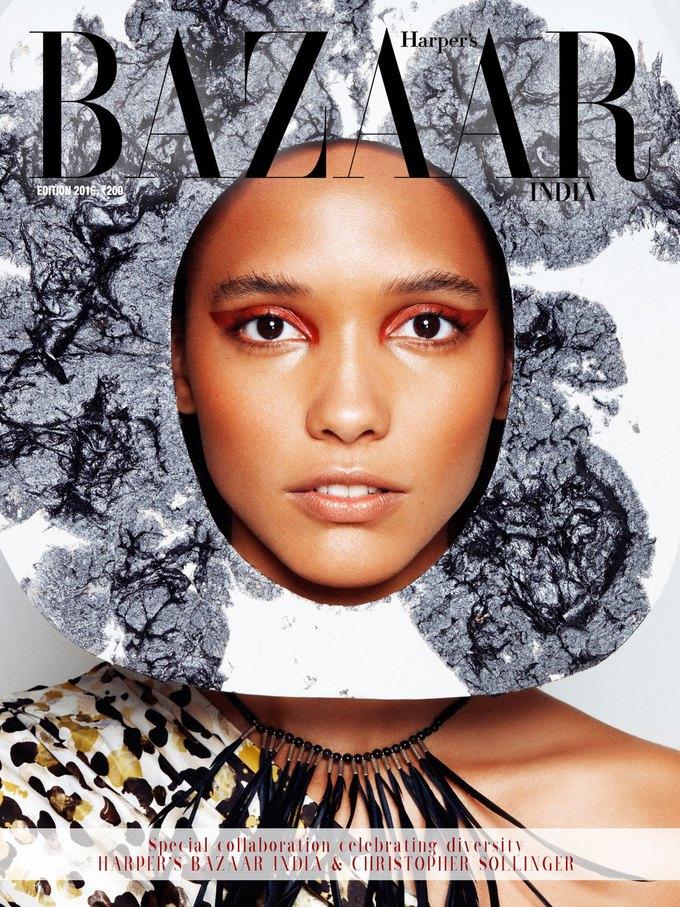 Для обложки Harper's Bazaar впервые снялись модели-трансгендеры. Изображение № 8.