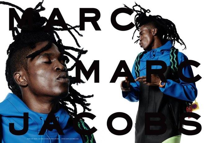 Marc by Marc Jacobs опять нашли моделей в соцсетях. Изображение № 1.
