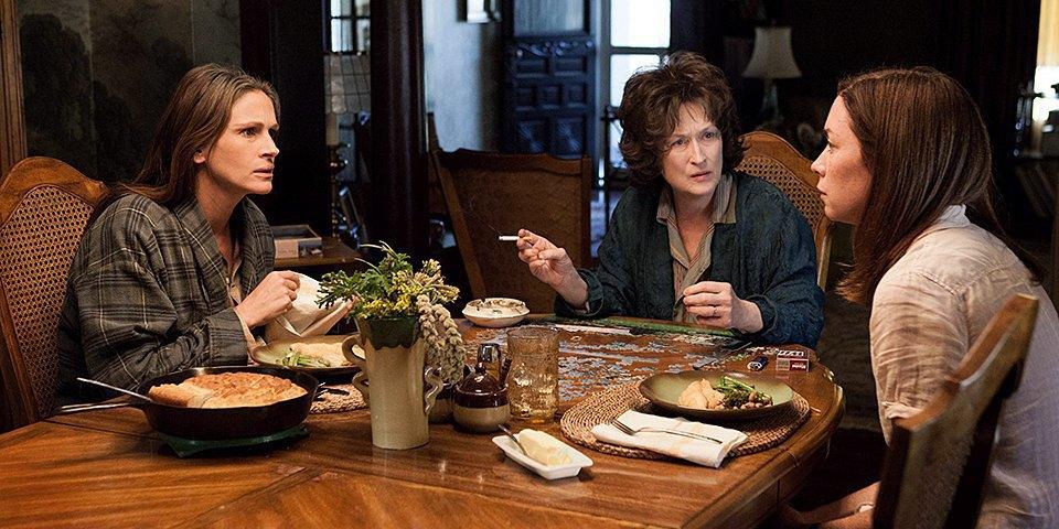 Поперек горла: 10 фильмов о том, как  испортить семейный ужин. Изображение № 1.