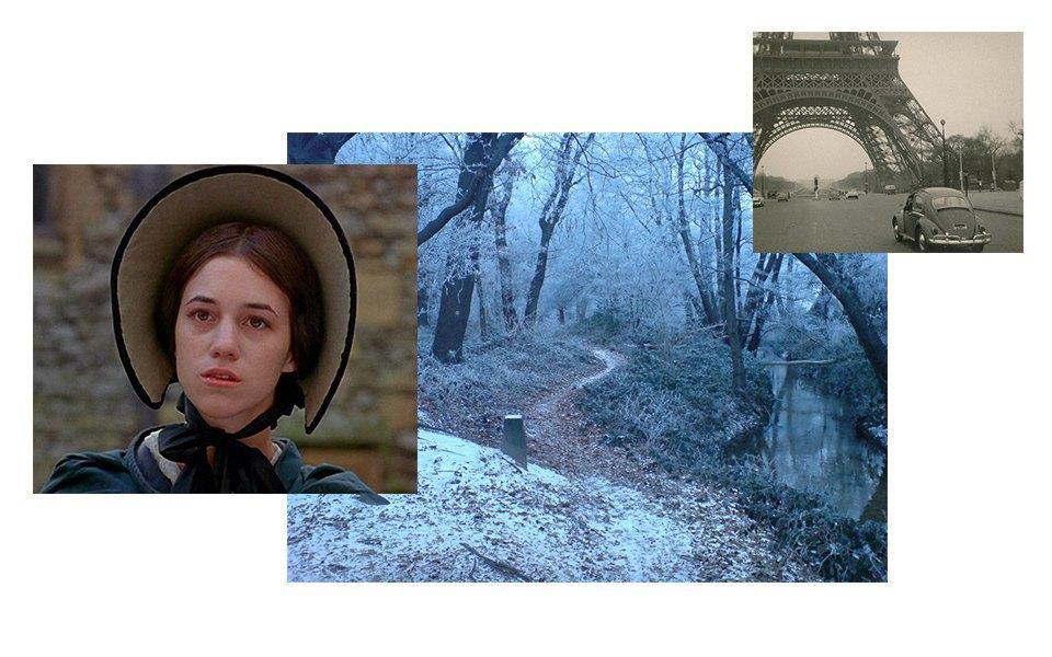 Джейн Эйр, Зимний лес, Романтика. Изображение № 12.