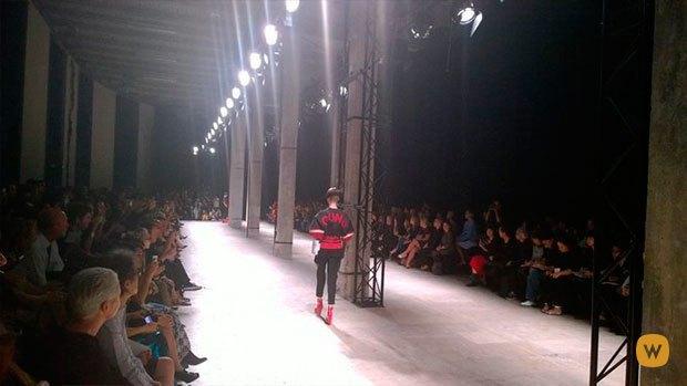 Прямой репортаж  с Paris Fashion Week:  День 2. Изображение № 7.