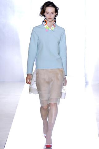 Milan Fashion Week: Показ Marni SS 2012. Изображение № 7.