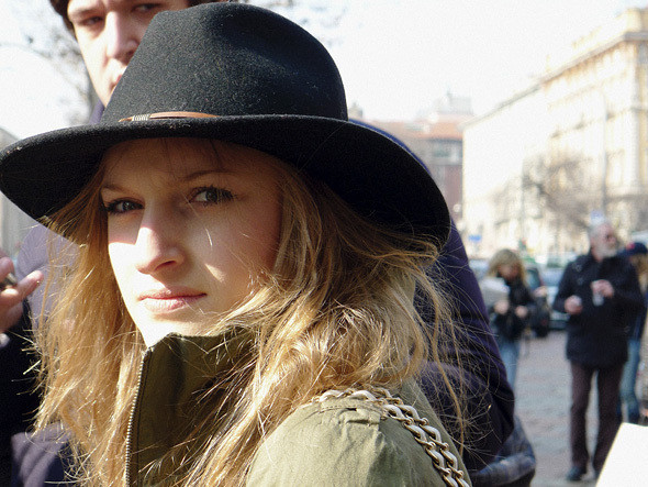 Изображение 11. Детали: Milan Fashion Week.. Изображение № 12.