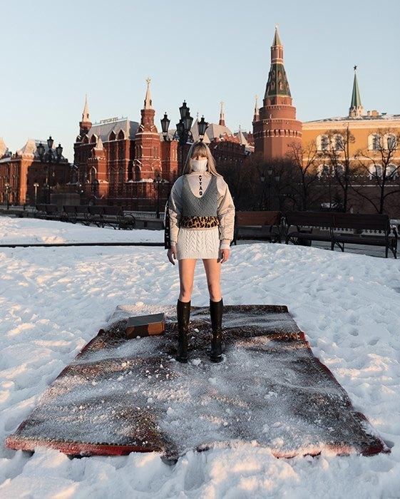 Outlaw Moscow посвятили кампанию юбилею Февральской революции. Изображение № 6.