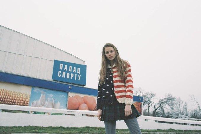 American Apparel сняла новый лукбук в Одессе. Изображение № 1.