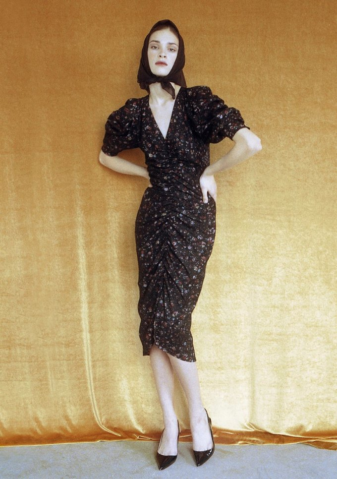Loom Moscow представили лукбук в духе 80-х. Изображение № 14.