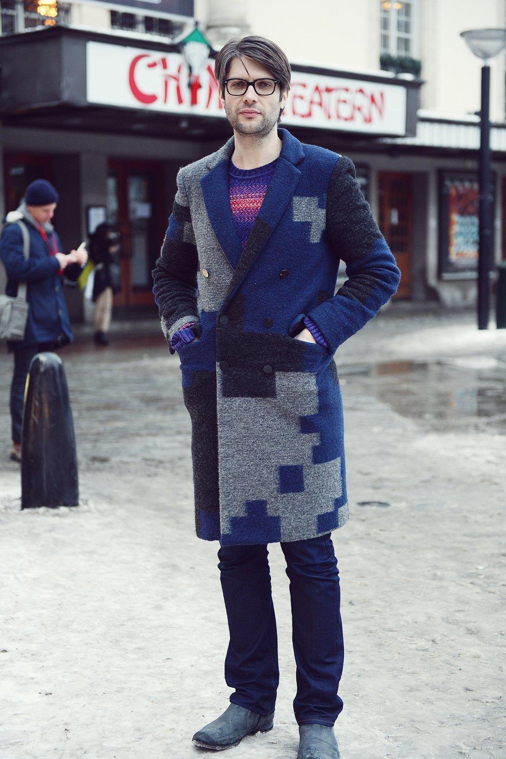 Шубы и горох на Stockholm Fashion Week. Изображение № 49.