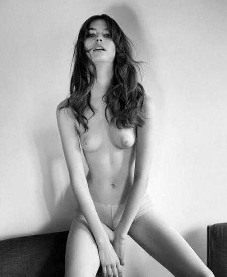 Новые лица: Манон Лелу, модель. Изображение № 9.