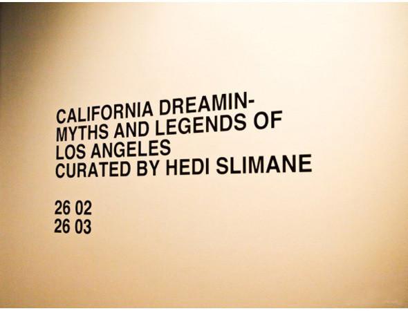 «Сalifornia dreamin» – выставка калифорнийский художников, которую курировал эди в париже в 2011. Изображение № 51.