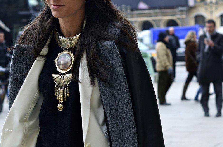 Гости Парижской недели моды FW13, часть 1. Изображение № 5.