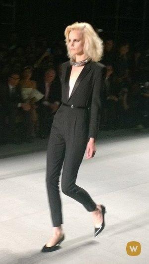 Прямой репортаж  с Paris Fashion Week:  День 7. Изображение № 11.