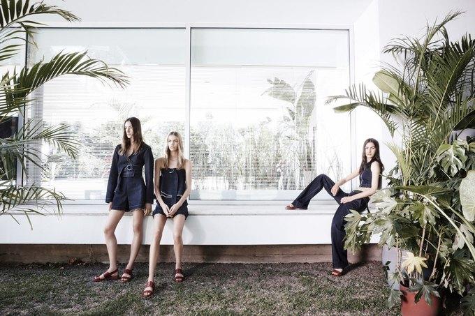 Патрик Демаршелье снял кампанию Zara. Изображение № 11.