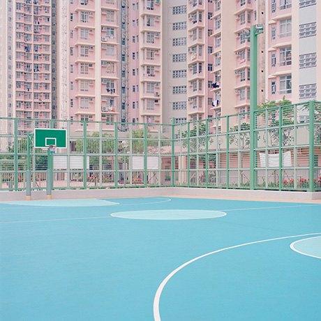 «Courts»: Заброшенные спортплощадки . Изображение № 15.