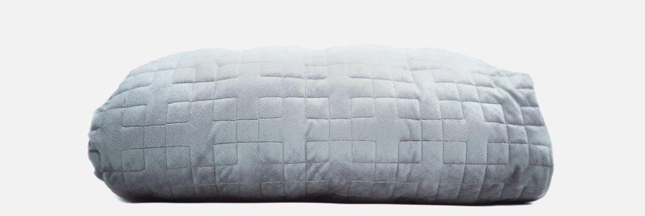 Тяжёлое одеяло Gravity для быстрого расслабления. Изображение № 1.