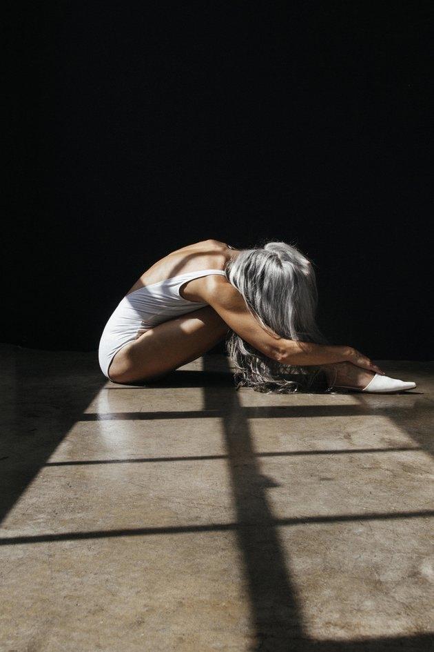 60-летняя модель Ясмина Росси снялась в рекламе купальников. Изображение № 3.