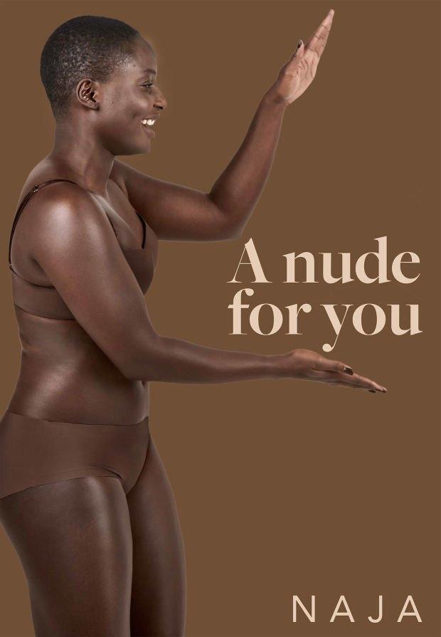 В рекламной кампании нижнего белья Naja снялись реальные женщины. Изображение № 1.