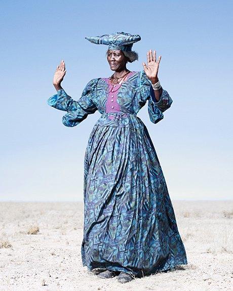 «Гереро»: мода африканского племени как символ неповиновения. Изображение № 5.