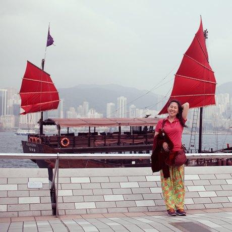«Self Promenade»: Любители селфи в Гонконге. Изображение № 11.