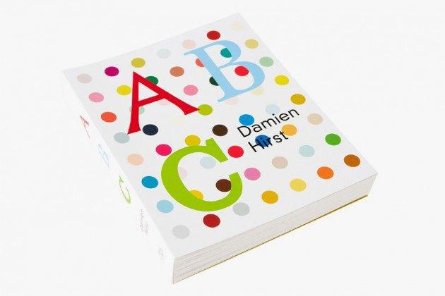 Дэмьен Херст выпустил иллюстрированную азбуку для детей . Изображение № 1.