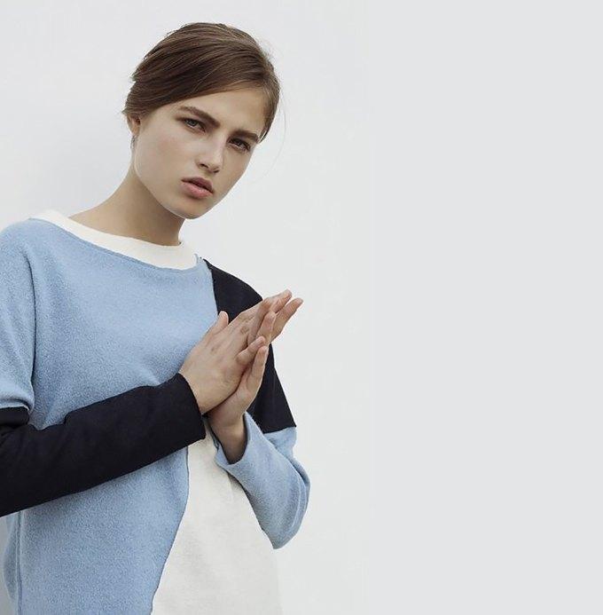 Рубашки, топы и пальто Simple Forms: Российский минимализм. Изображение № 2.