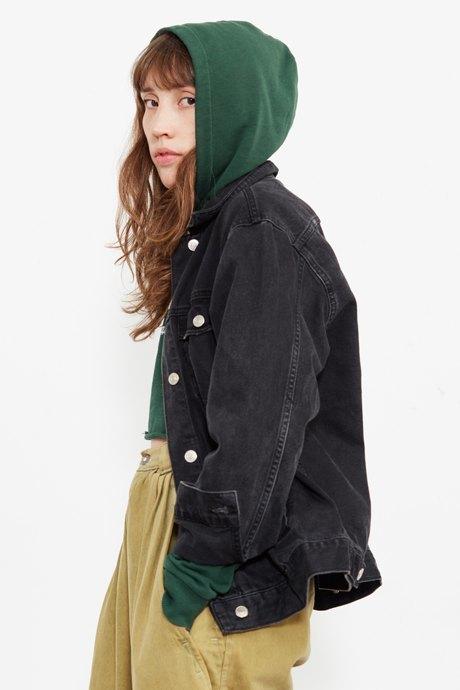 Младший редактор Vogue Олеся Седова о любимых нарядах. Изображение № 13.