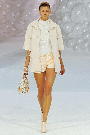 Chanel SS 2012 . Изображение № 49.