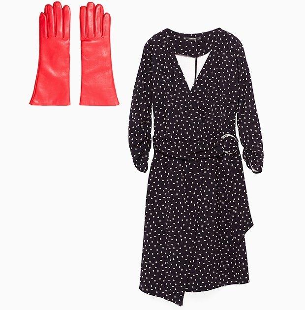 Комбо: Длинные перчатки сплатьем. Изображение № 3.