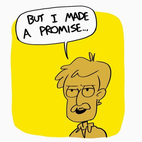 На кого подписаться: Комиксы о предысториях гифов. Изображение № 6.