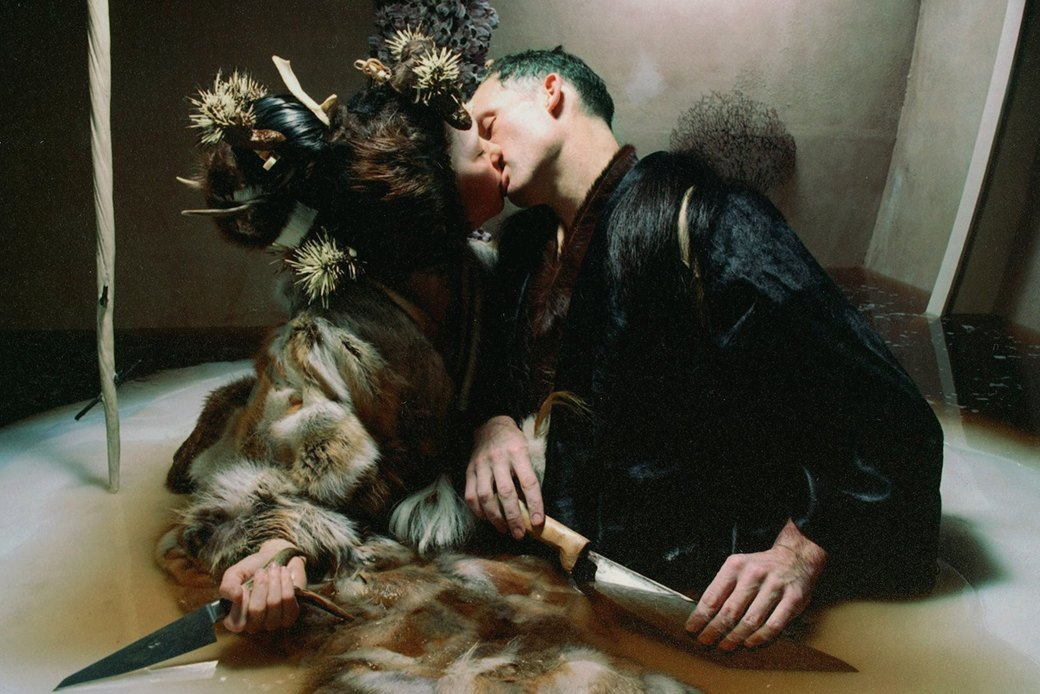 Искусство жить:  Художественные  жесты Бьорк. Изображение № 9.