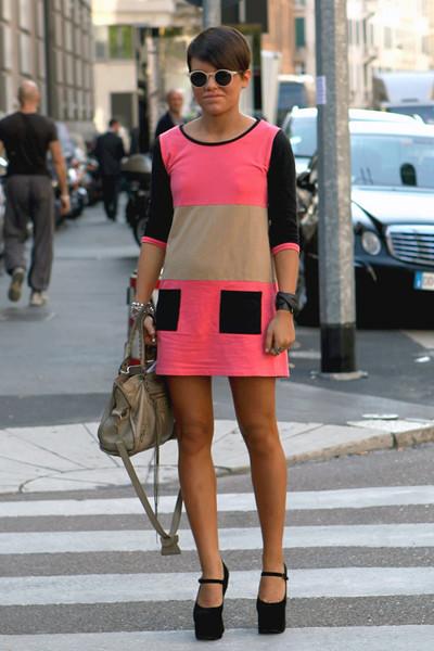 Milan Fashion Week: Уличный стиль, день 2. Изображение № 6.
