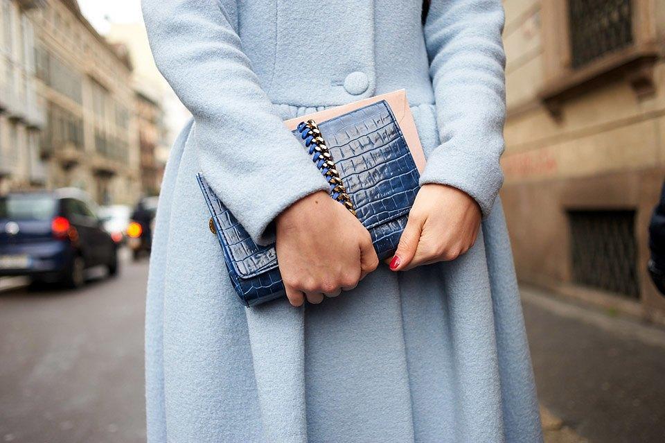 Стритстайл: Неделя моды в Милане,  часть III. Изображение № 5.
