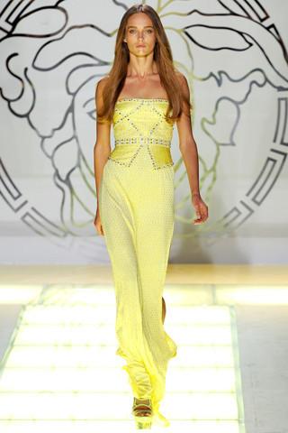 Milan Fashion Week: показ Versace SS 2012. Изображение № 35.