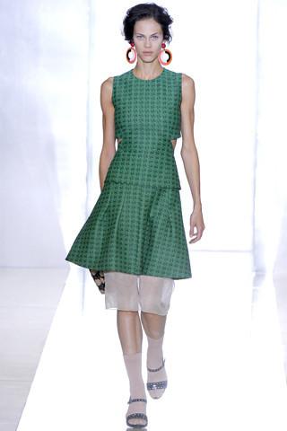 Milan Fashion Week: Показ Marni SS 2012. Изображение № 17.