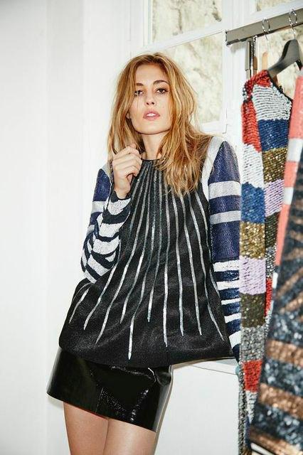 Новая подиумная коллекция H&M продвигает унисекс. Изображение № 5.