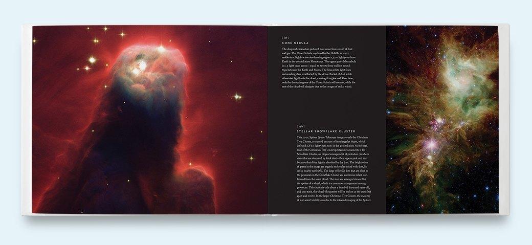 Земля в иллюминаторе: Захватывающие книги  и альбомы о космосе. Изображение № 2.