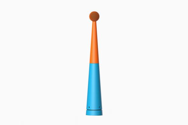 Музыкальная зубная щётка Benjamin Brush. Изображение № 3.