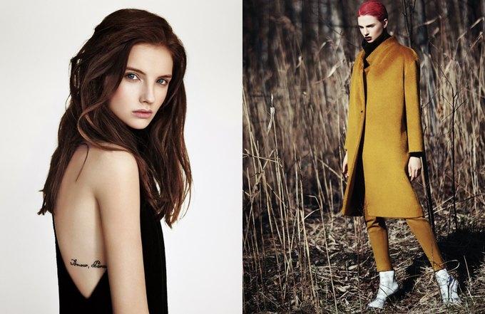 Лиля Литковская, фэшн-дизайнер из Украины. Изображение № 8.