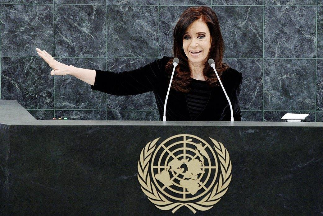 Самые влиятельные женщины  в мировой политике. Изображение № 9.