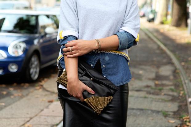 Streetstyle: Неделя моды в Милане. Изображение № 27.