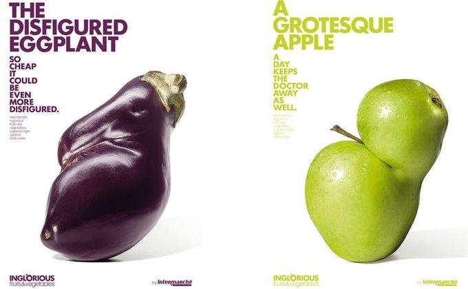 Кампания в защиту уродливых овощей и фруктов. Изображение № 7.