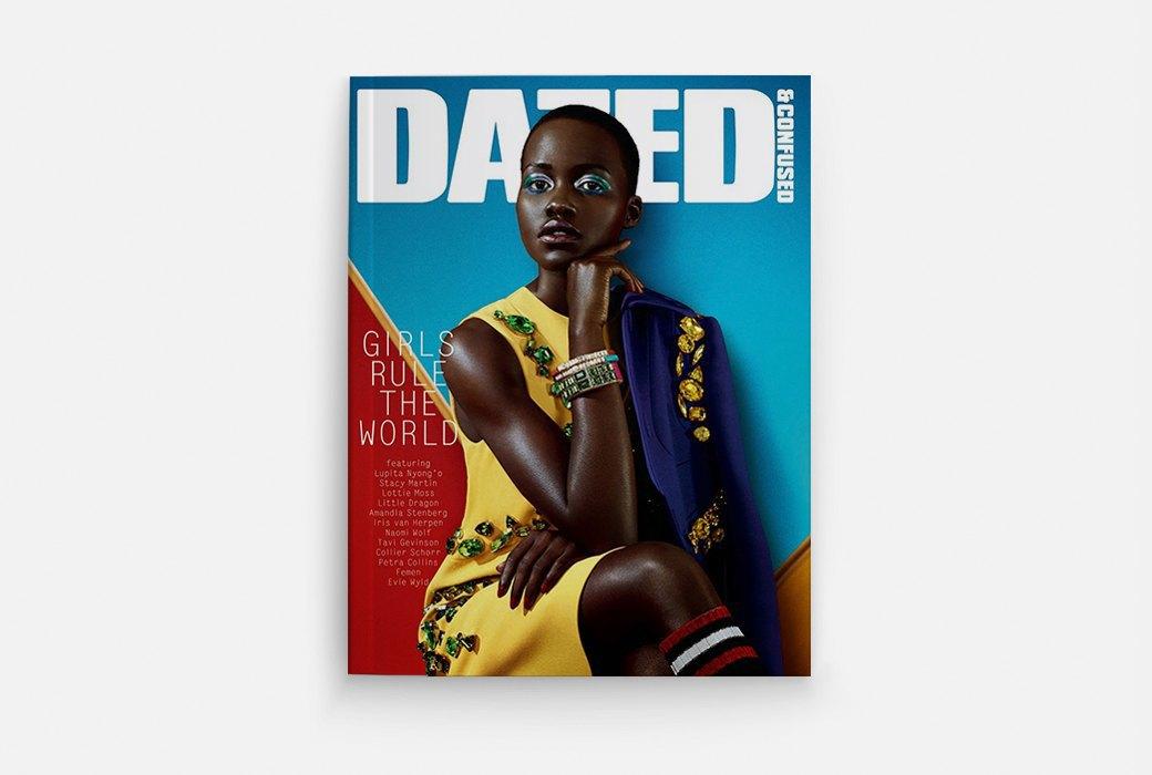 Самые важные «женские» обложки журналов  за 2014 год. Изображение № 1.