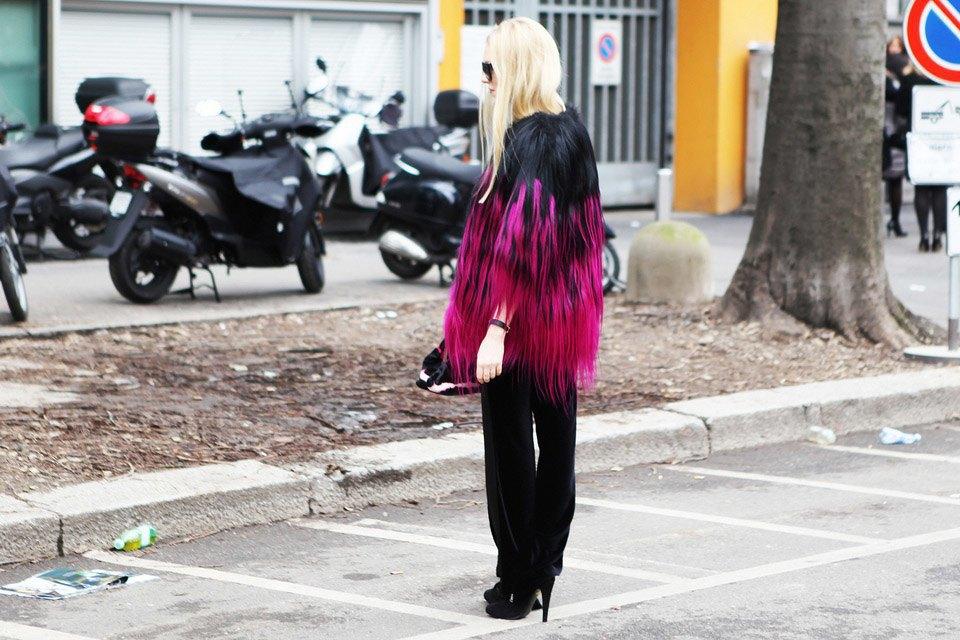 Анна Делло-Руссо, Элеонора Каризи и другие гости Миланской недели моды. Изображение № 18.