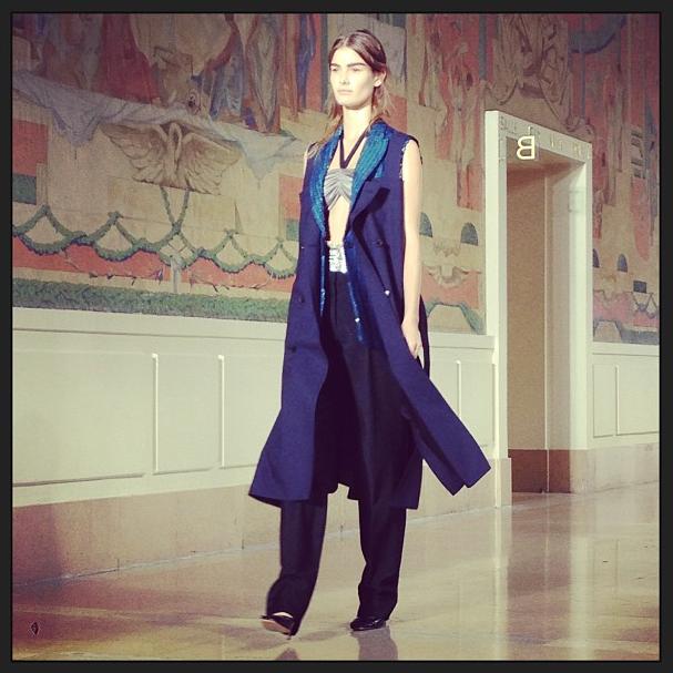 Прямой репортаж  с Paris Fashion Week:  День 4. Изображение № 14.